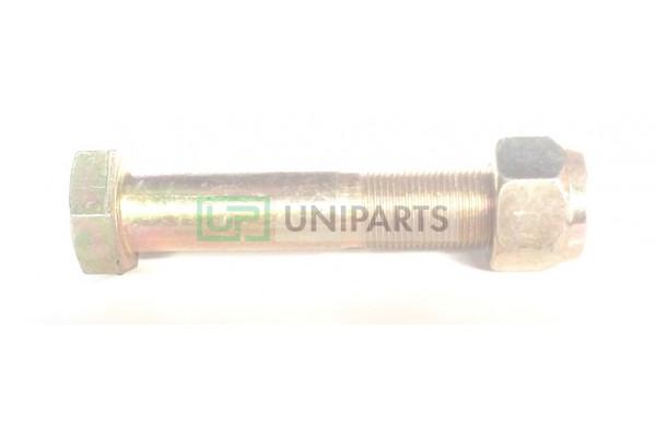 Болт амортизатора верхний L=110 M20 с гайкой  HOWO  199012680009
