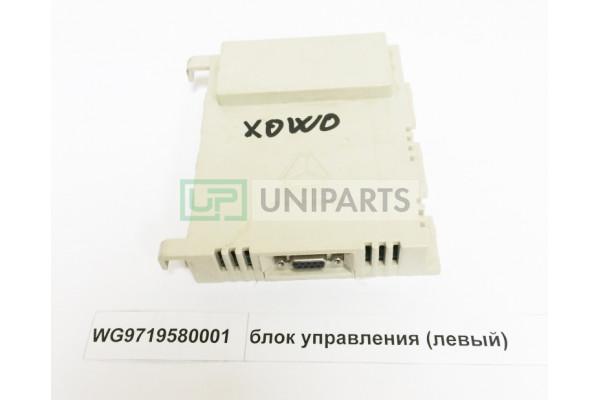 Блок управления (левый) HOWO WG9719580001