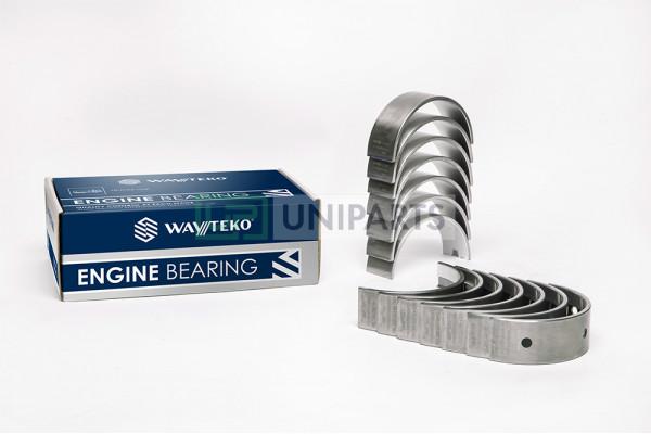 вкладыши WD615 Евро2 коренные STD (комплект 14 шт.) качество Createk VG1500010046