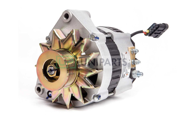генератор Евро3 ручейковый шкив HOWO VG1560090012