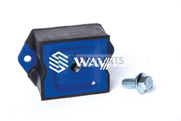подушка двигателя и КПП передняя Wayteko 680590095/WG1680590095