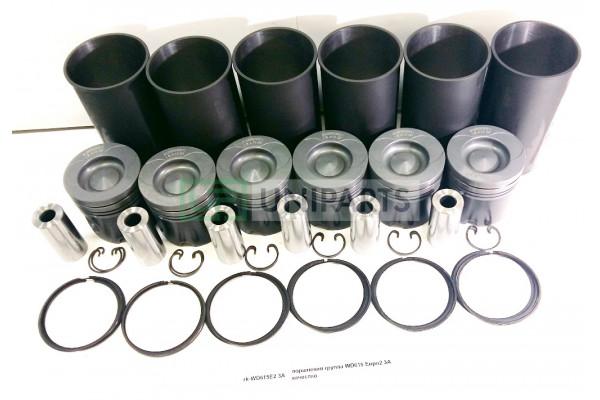 поршневая группа WD615 Евро2 3A качество Huatai rk-WD615E23A/615600030011