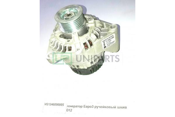 Генератор (двигатель D12)
